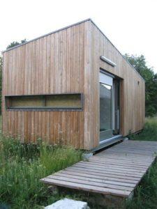 Le Cabanon nano house design