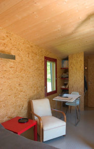 Le Cabanon small house design
