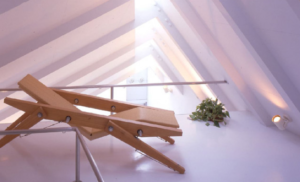 Nakaikegami bedroom design