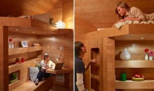 Pod Home living room design