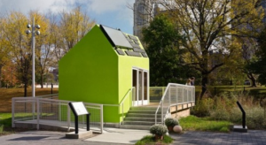 Pod home nano house design