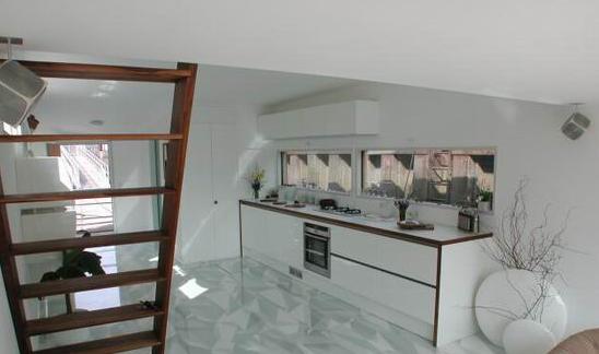 Silberfisch kitchen design