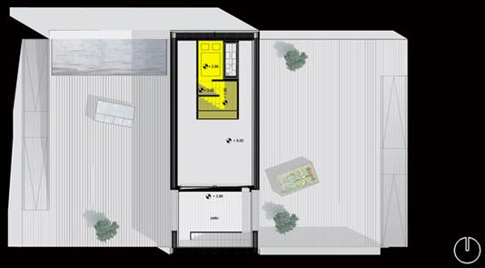 Solar Decathon house plan