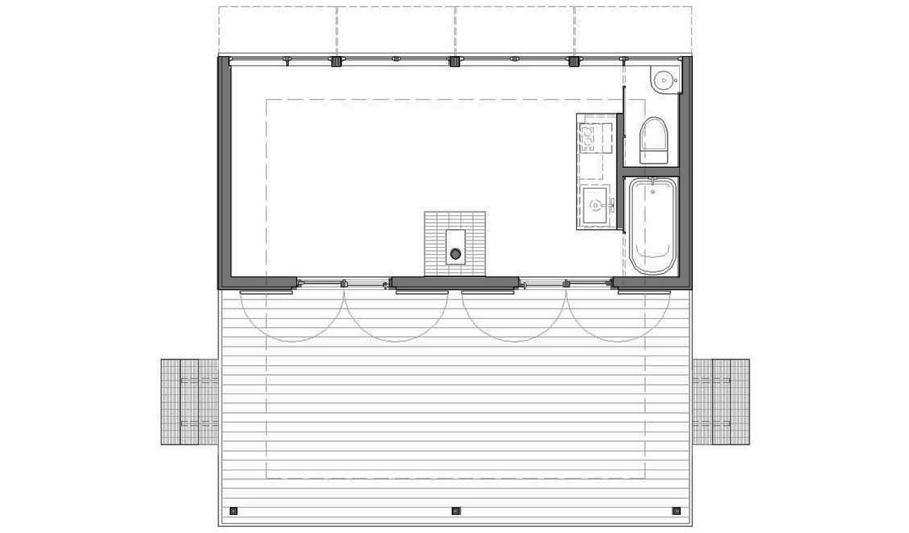Stephen Atkinson house plan