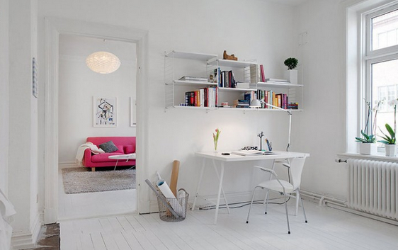 5 desk and bookcase combo ideas