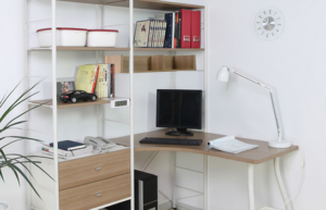 desk and bookshelf combo 6