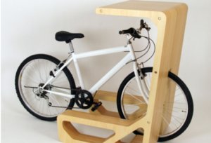 dual function bike stand