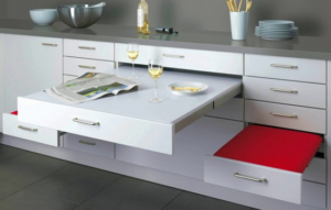 dual function kitchen cabinet