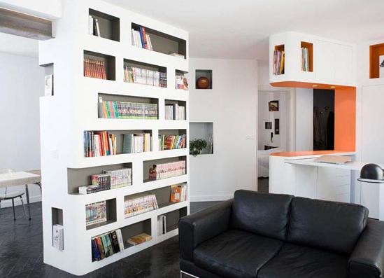 6 Floor to ceiling storage ideas