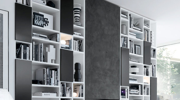 floor to ceiling storage