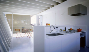 fold house kitchen design