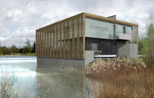 modern boat house 2