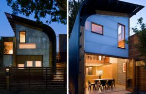 small eco house design