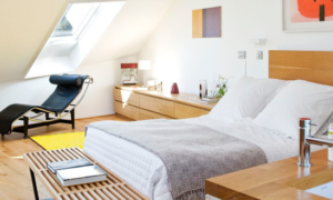 small loft house great room ideas