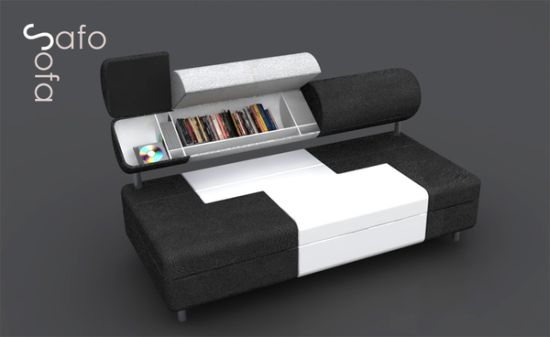 sofa storage designs