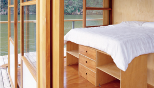 Arkiboat bedroom design