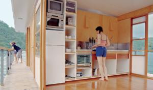 Arkiboat kitchen design