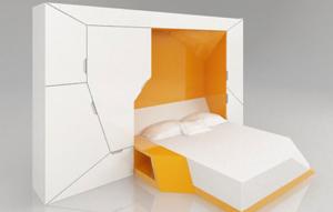 dual purpose bed