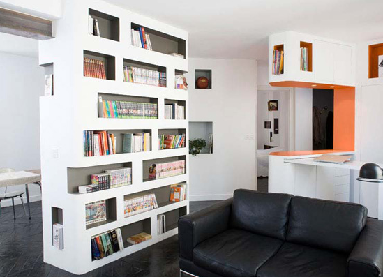 6 Floor to ceiling storage ideas