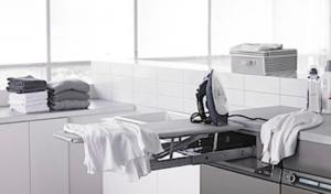 fold down ironing board