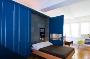 living room bedroom design idea