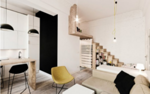 loft stairs for small spaces 5