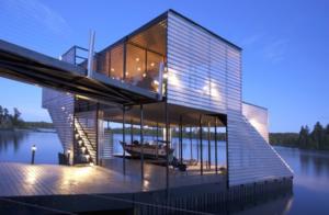 modern boat house 3