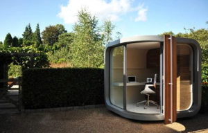modern pod office design