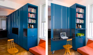movable study table