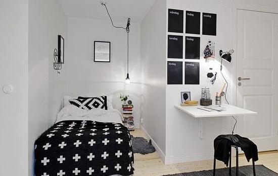 9 cool small room lighting ideas