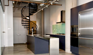spiral stairways for small spaces