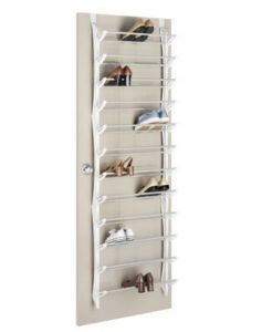 storage solutions for shoe